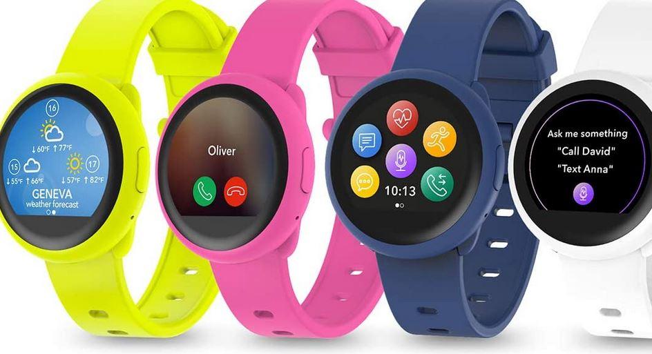 MYKRONOZ ZeRound3 Lite Smartwatch