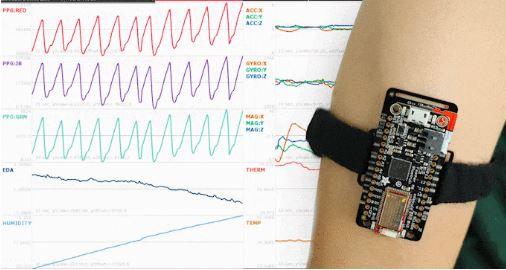 EmotiBit Arduino Sensor for DIY Wearables