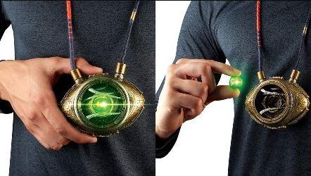 Marvel Legends Doctor Strange Electronic Eye of Agamotto
