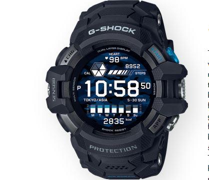 G-SHOCK Wear OS Smartwatch (GSWH1000-1)