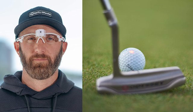 PERFECT PRACTICE Laser Putting Glasses for Golf Training