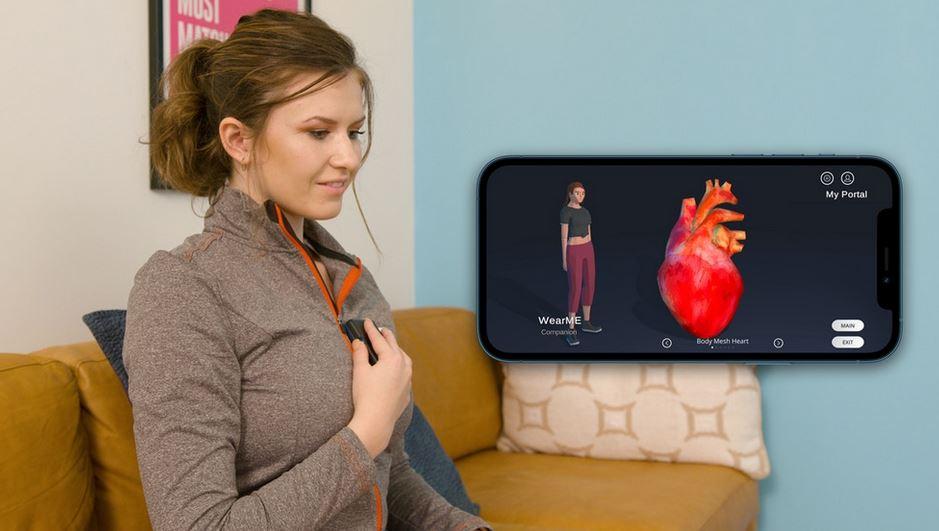 WearME: 4-in-1 Health Tracking Smart Wearable