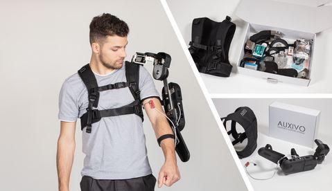 EduExo Pro: Arduino Robotic Exoskeleton Kit for STEM
